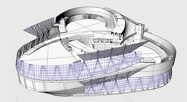 1000 Images About Mercedes Benz Museum By Unstudio On